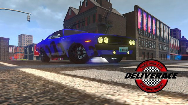 Deliverace screenshot
