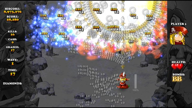Bullet Heaven 2 screenshot