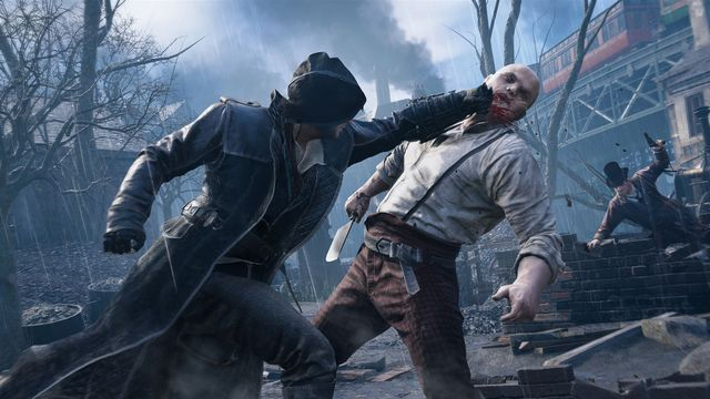 Assassin's Creed Triple Pack: Black Flag, Unity, Syndicate screenshot