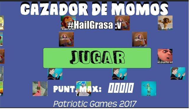 Cazador de Momos screenshot
