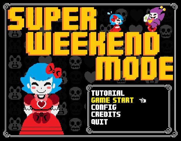 Super Weekend Mode screenshot
