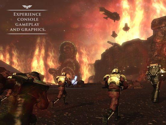 Eisenhorn: XENOS screenshot