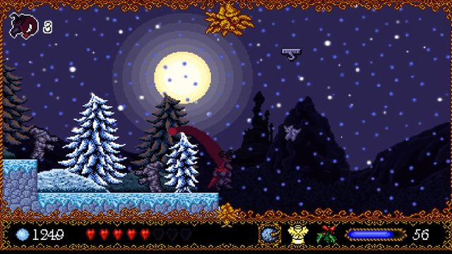 Krampus Quest screenshot