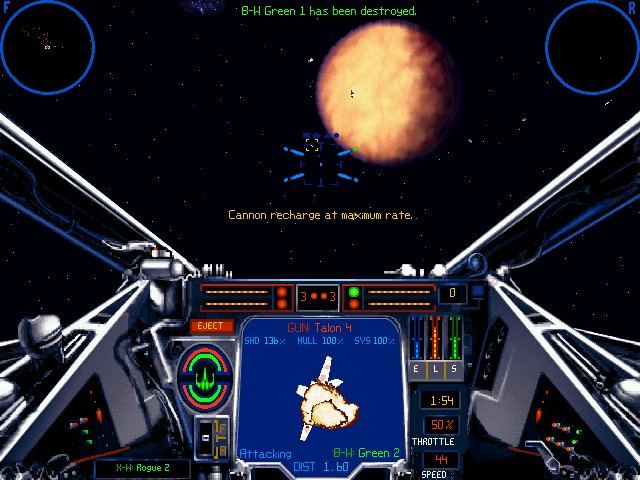 STAR WARS X-Wing vs TIE Fighter - Balance of Power Campaigns screenshot