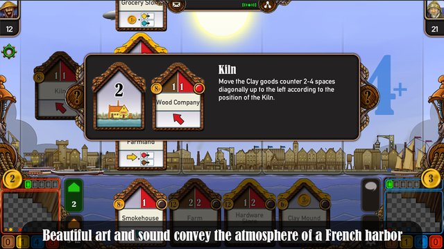 Le Havre: The Inland Port screenshot