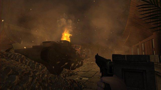 The Falling Sun screenshot