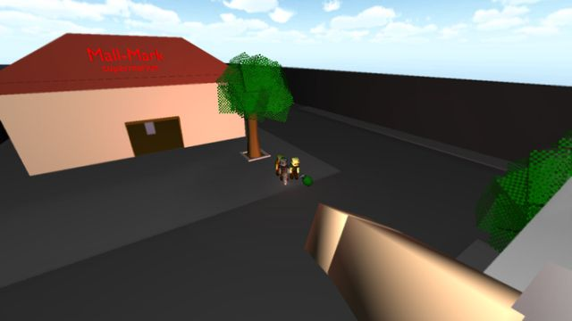 Zumbi Blocks screenshot