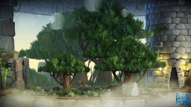 Fossil Echo screenshot