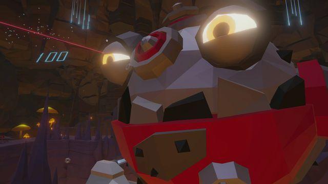 Scrap Attack VR screenshot