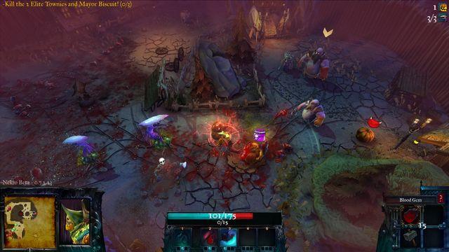 Nekro screenshot