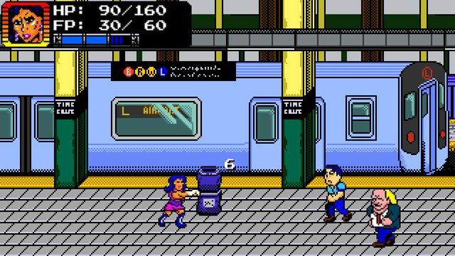 Treachery in Beatdown City screenshot