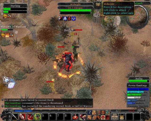 Depths of Peril: Эпоха варваров screenshot