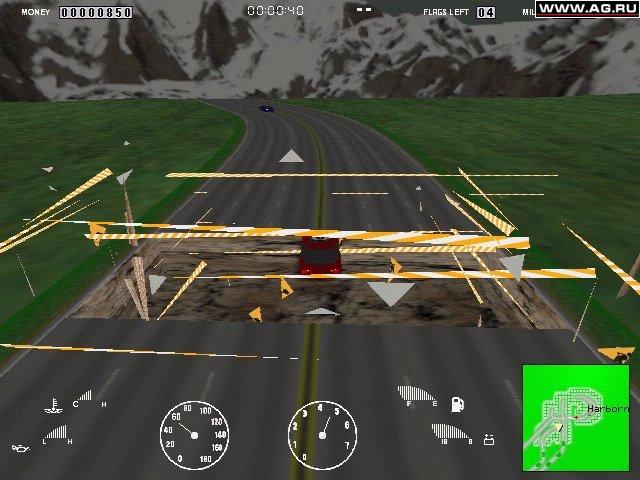 Outlaw Racers screenshot