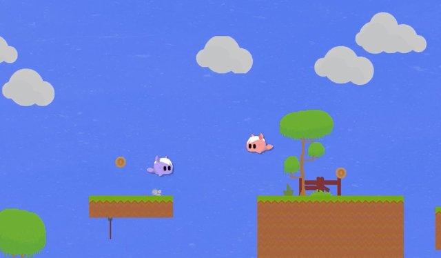 Fluffy Creatures VS The World screenshot