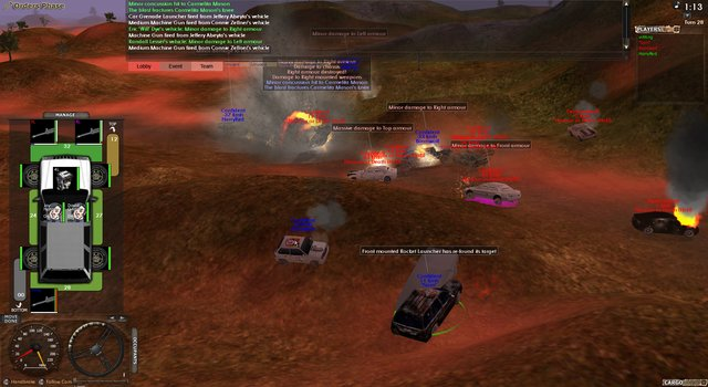 Darkwind: War on Wheels screenshot