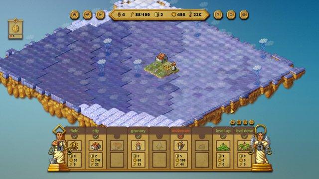 Cubesis screenshot