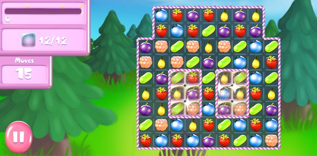 Berry Pop Match screenshot