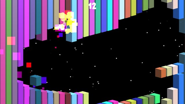 Rainbow Duck screenshot