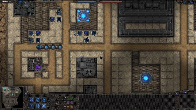 Bionic Attack screenshot