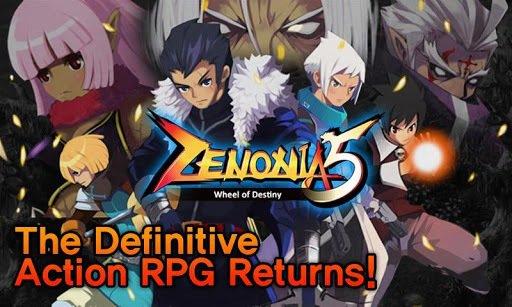 ZENONIA 5 screenshot