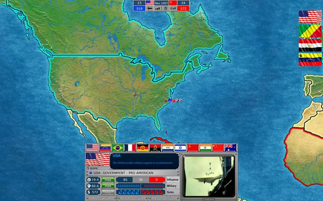 The Cold War Era screenshot