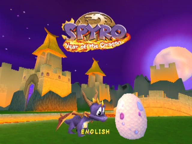 Spyro: Year of the Dragon screenshot