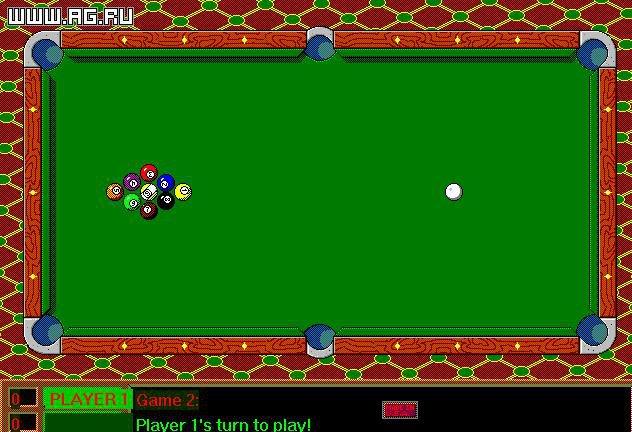 Championship Pool for Windows screenshot