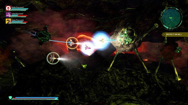 RiftStar Raiders screenshot