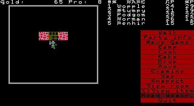 Demon's Winter screenshot