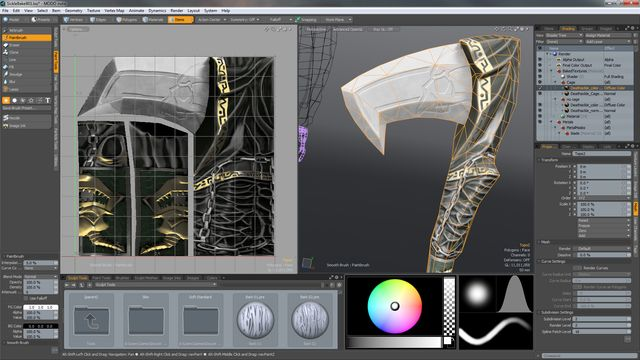 MODO indie screenshot