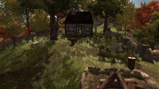 Plenty: Skyhearth screenshot