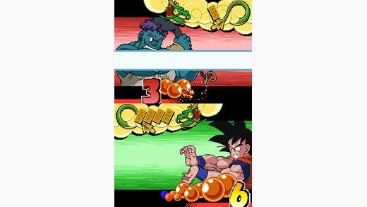 Dragon Ball Z: Harukanaru Densetsu screenshot