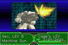 Zone of the Enders: The Fist of Mars screenshot