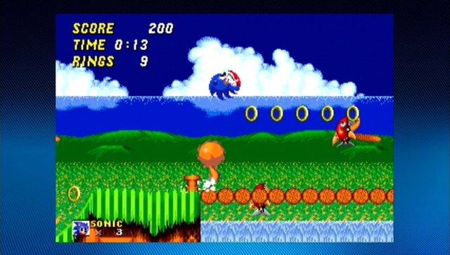 Sonic the Hedgehog 2 (1992) screenshot