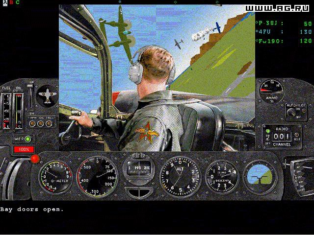 Air Warrior 2 screenshot