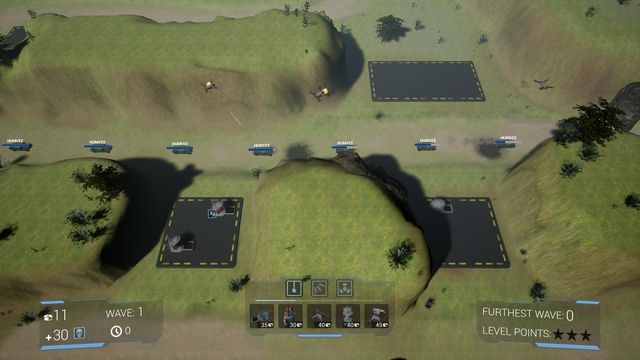 Defense Warfare screenshot