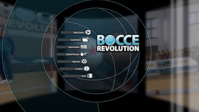 Bocce Revolution screenshot