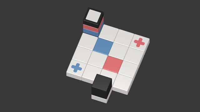 Cubicolor screenshot