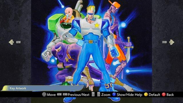 Capcom Beat 'Em Up Bundle / カプコン ベルトアクション コレクション screenshot