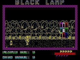 Black Lamp screenshot