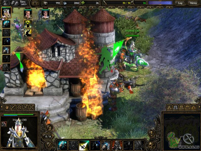 SpellForce 2: Dragon Storm screenshot