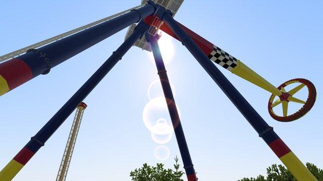 NoLimits 2 Roller Coaster Simulation screenshot