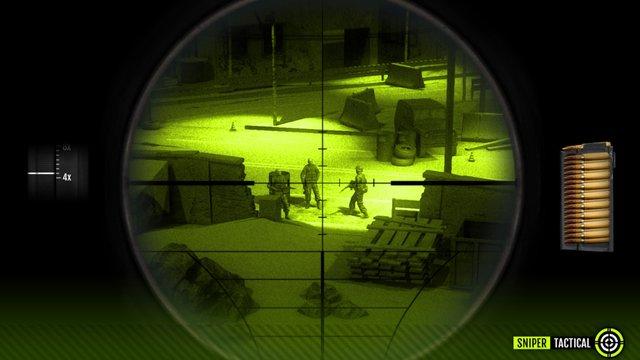 Sniper Tactical screenshot