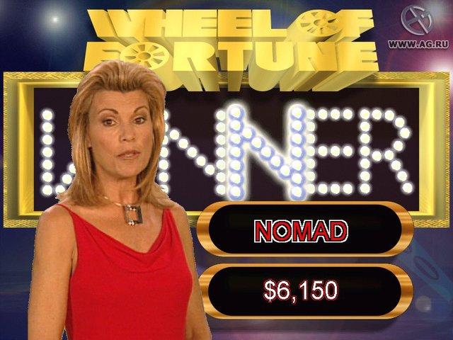 Wheel of Fortune 2003 screenshot