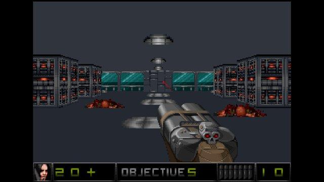 Merger 3D screenshot