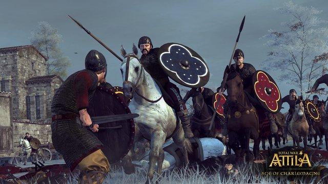 Total War: ATTILA - Age of Charlemagne Campaign Pack screenshot