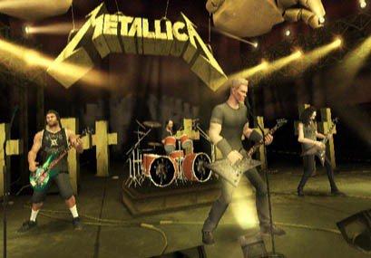 Guitar Hero: Metallica screenshot