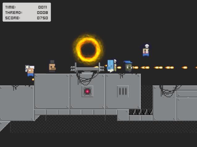 Multiverse Collapse screenshot