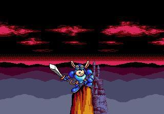 Rocket Knight Adventures screenshot