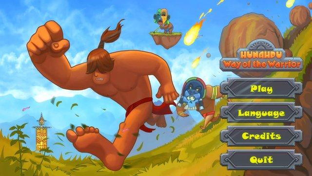 Hunahpu: way of the Warrior screenshot